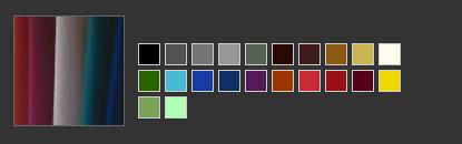 Gamma colori Acrilico